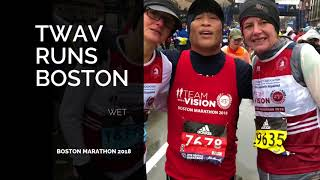 Marathon 2018 Thank You
