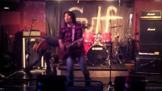 2014年10月26日 at 小諸ガルフ Sound Bar Gulf 夢野 カブ レコ発 Live.