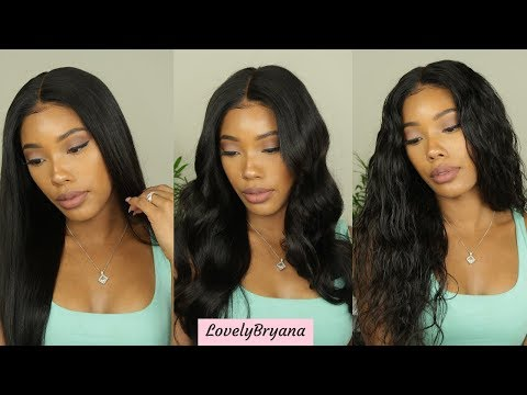 1 Wig 3 Looks Hair That Reverts Back Natural Wave Unit from Hairvivicom