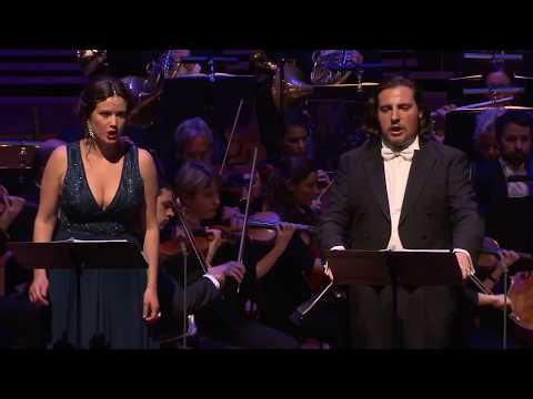 """Julie Fuchs, Florian Sempey """"Je frémis, je chancelle"""" Les Pêcheurs de Perles (Duo acte 3)"""