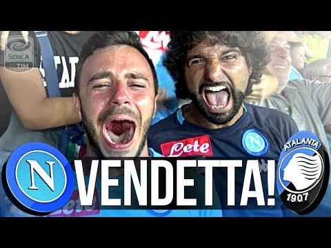 NAPOLI 3-1 ATALANTA | VENDETTA! REACTION LIVE GOL CURVA B HD