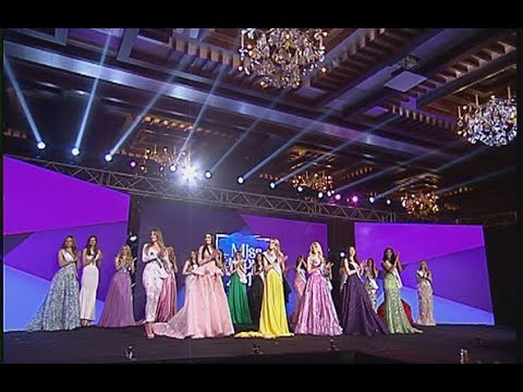 Miss Europe 2017 - 20/05/2017