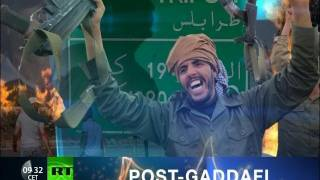 CrossTalk: Post-Gaddafi