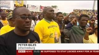 BBC News  2009 SA Election Coverage: Final Election Rallies - 19 April 2009 [HQ]