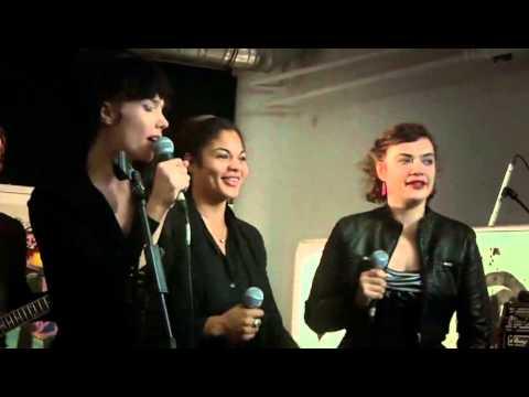 The Lightnin 3 - Casanova / Live @ La Galerie W, MaMA Festival 2012