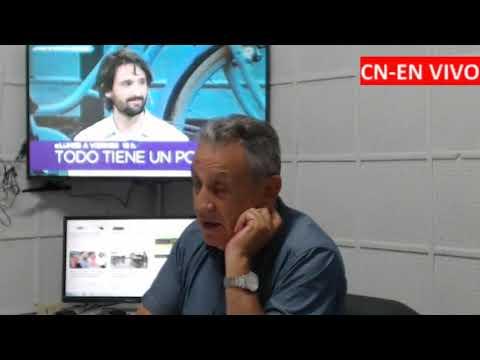 Roberto Cambello: 'Vamos a procurar la unidad del peronismo para refundarlo'
