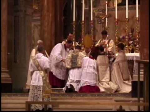 Ordinations 2007 Institute of Christ the King Sovereign Priest