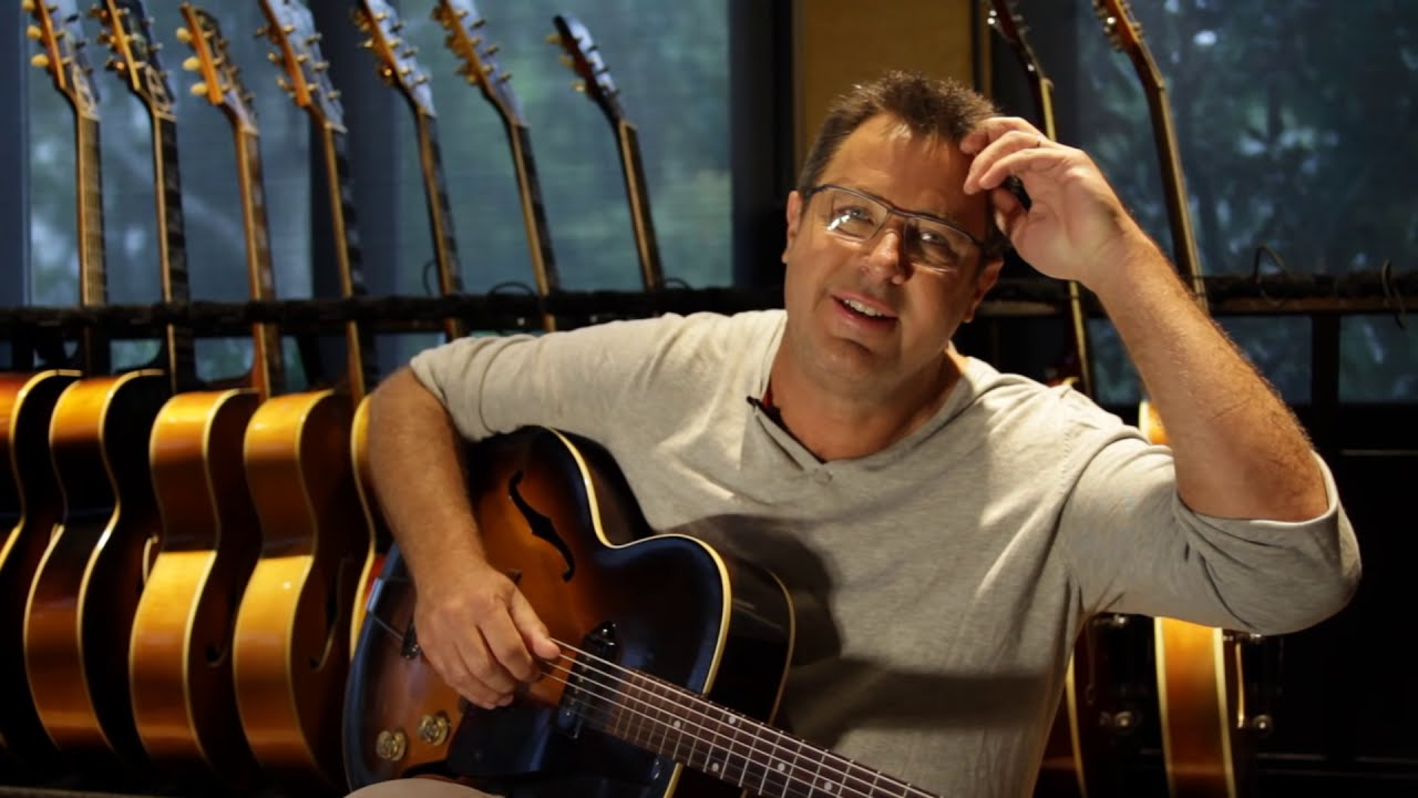 vince gill s guitar collection youtube
