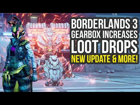 Borderlands 3 Update INCREASES Loot Drops, Amazing Wotan Farm, New Update & More (BL3 Update) thumbnail