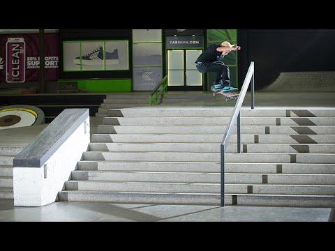 10 Years Old, 10 Stair Kickflip Frontside Boardslide!?