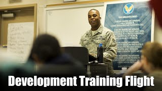 Development Training Flight: SSgt Combs