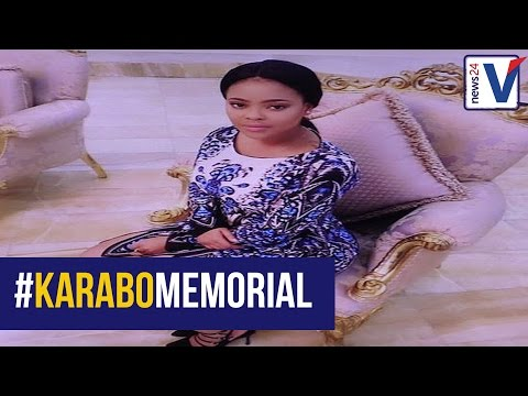 SA men urged to stand against women abuse at Karabo Mokoena's memorial