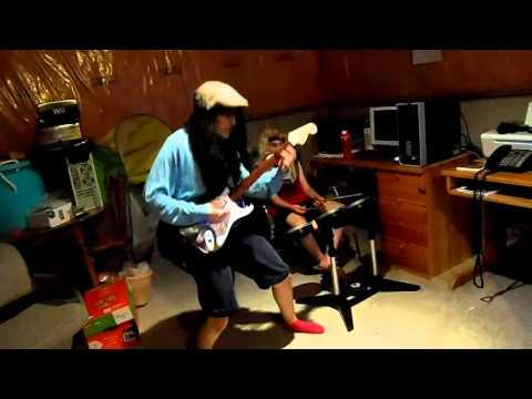 AC/DC Air Guitar - Lorita Touckly2