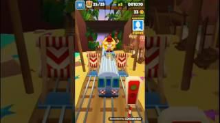 как заработать много денег в игре Subway Surf
