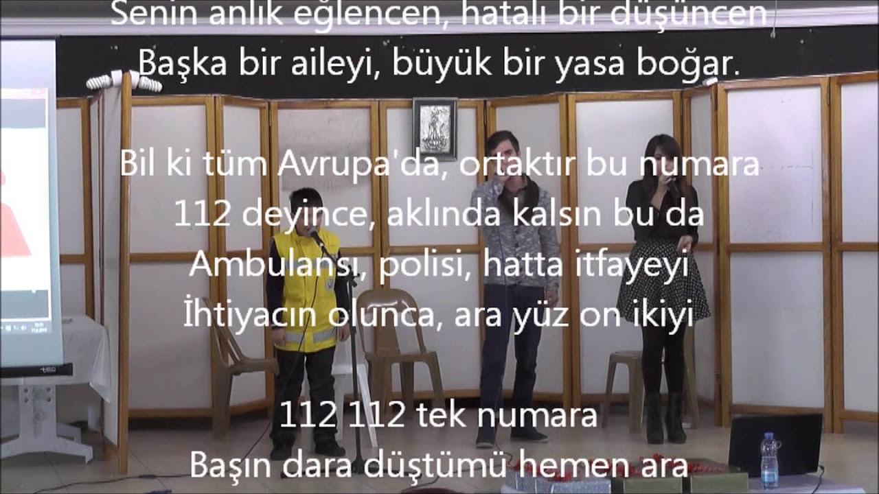 Antalya 112 Rap Şarkısı