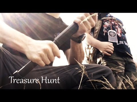 Treasure Hunt - WA - September 2015