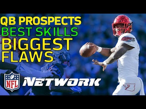 Best Traits & Biggest Concerns with the Top QB Prospects in the 2018 Draft | NFL Network