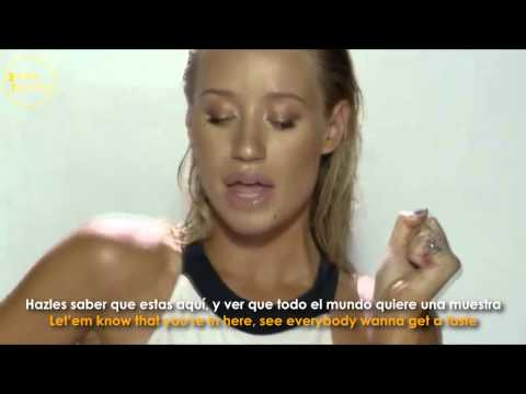 Jennifer Lopez ft Iggy Azalea   Booty (Lyrics + Sub Español) Video Official