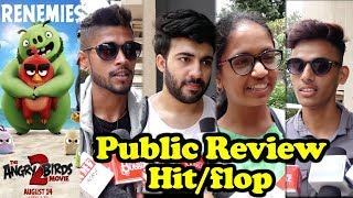 ANGRY BIRDS 2 PUBLIC REVIEW | Kapil Sharma, Kiku Sharda, Archana | Angry Birds 2 Public Response HD