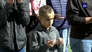 طلبة مدرسة فكتوريا ومعلموها يتضامنون مع زملائهم - (28-10-2018)