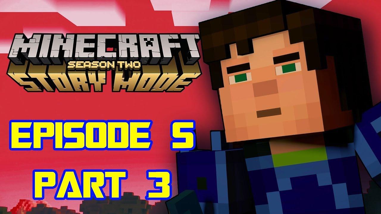 Terminal Space Minecraft Story Mode Season 2 Episode 5 Part 3