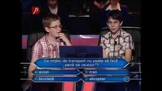 Vrei sa fii milionar - 31 mai 2014 (Editie Speciala) - Prima TV