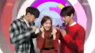 151114 Musiccore151114 Musiccore MC CUT#3 SHINee Minho, RED VELVE Yeri, VIXXideo