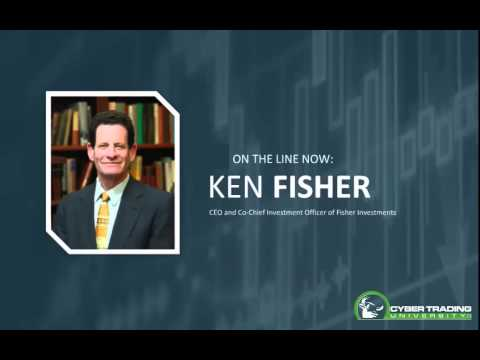 Ken Fisher Of Fisher Investments On Cyber Trading University Closing Bell Webinar Series On 3/26/15