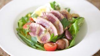 Tuna Nicoise Salad | Byron Talbott