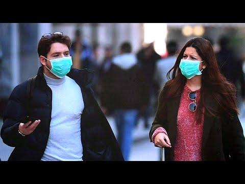 В России растет число подхвативших коронавирус.