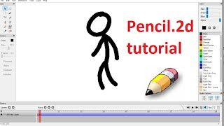 pencil 2D tutorial- basics