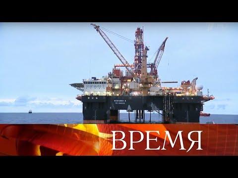 Россия расширяет присутствие на мировом рынке нефти.