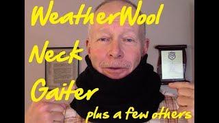 WeatherWool Neck Gaiter