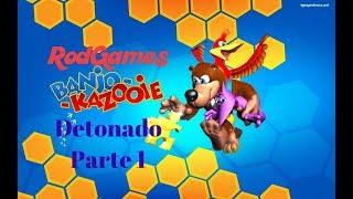 Banjo-Kazooie Detonado: O inicio de uma GRANDE e ÉPICA jornada! (No Commentary)