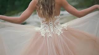 Свадебное платье Azalea 17110 - DANOVNA.COM