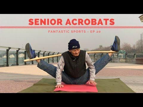 Fantastic Sports - ep20 Senior acrobats