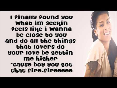 Keyshia Cole-Take Me Away(Lyrics)