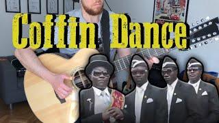 Coffin Dance    Guitar   Astronomia Tony Igy amp Vincetone