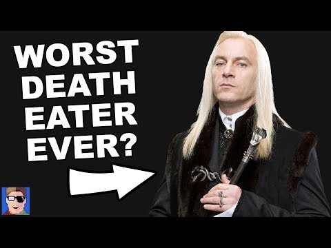 Why Lucius Malfoy Is The Worst Death Eater Ever