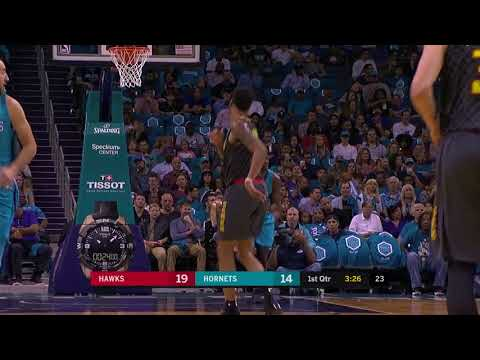 Thumbnail: WATCH: Some of the Best Plays From Hawks vs. Hornets