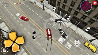Grand Theft Auto Chinatown Wars PPSSPP Gameplay Full HD / 60FPS