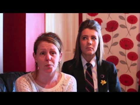 School pupils suspended for wearing cancer support badges
