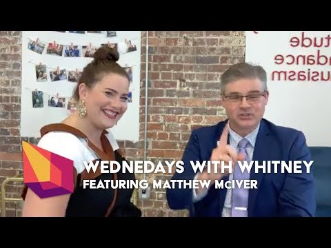 Wednesdays With Whitney and Transformative Theater