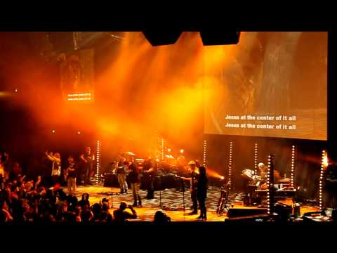Jesus At The Center @ Hillsong Conference 2011