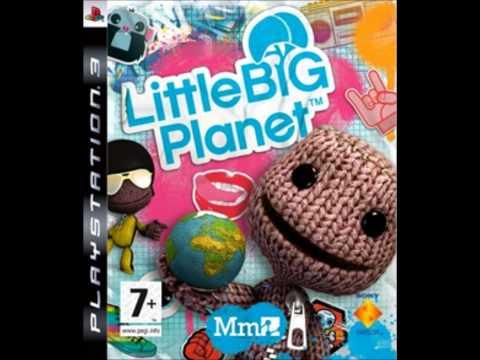 LittleBigPlanet OST - Interactive Gardens