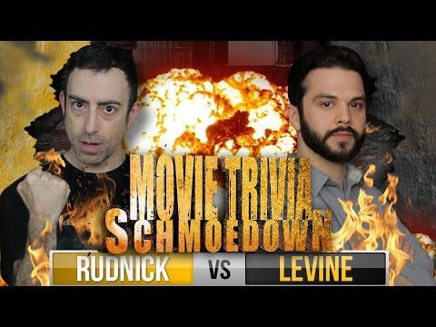 Movie Trivia Schmoedown  Samm Levine Vs Hal Rudnick