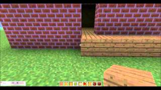How To Bulid Simple House In Minecraft