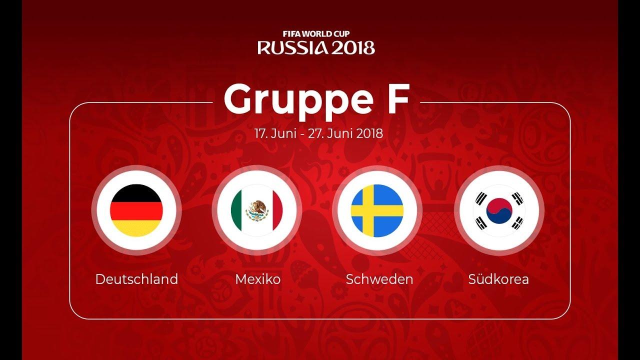 Deutschland Gruppe F