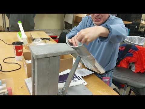 Gardner Edgerton High School 1908 SourceAmerica Design Challenge CABS Submission Video