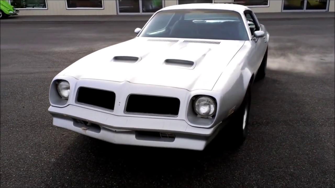 1976 Pontiac Formula Firebird - YouTube